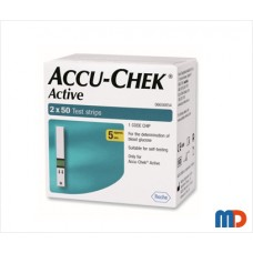 Accu-chek Active 100 Test Strips