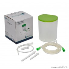 Plastic Enema Kit for Home Use