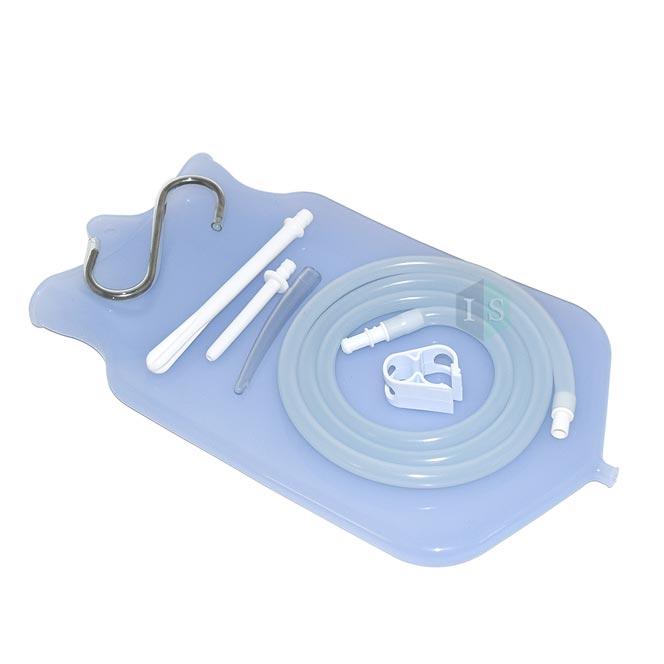 Silicone Enema Bag Kit
