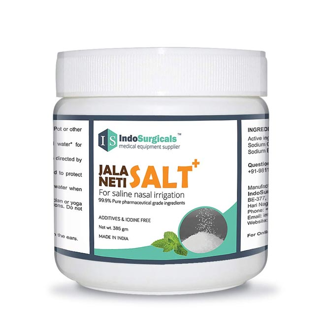 Jala Neti Salt Plus, 385 gm