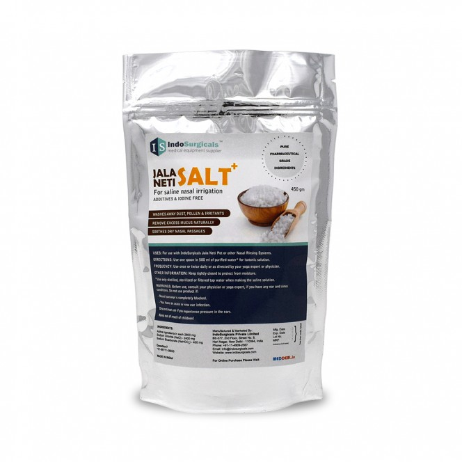 Jala Neti Salt Plus Economy Pack 450 gm