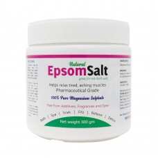 Natural Epsom Salt Great for Sitz Bath Soak 300 gm