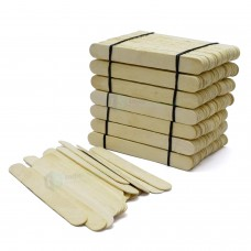 Tongue Depressor, Wooden (Pack of 400 Pcs.)