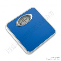 Personal weighing Scale, Analog, 120 Kg
