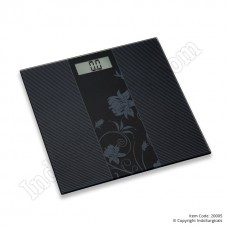 Digital Weighing Scale, Glass, 150 Kg