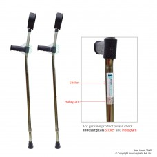 Crutches Elbow / Forearm, Adult (Pair)