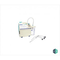 Vaccum Extractor Electric With S.S. Cups