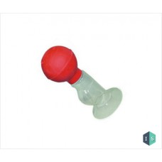 Rubber Bulbs for Breast Pump Superior, 55ml (Pack of 15 Pcs.)