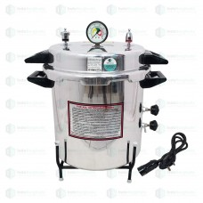 Autoclave Pressure Cooker Type, Mirror Finish, Electric, 21 litre