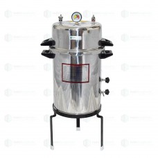 Autoclave Non-Electric 39 Ltrs., Aluminium, Seamless, Deluxe Quality, Pressure Cooker Type
