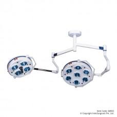 O.T Light Ceiling Halogen Twin Model (7+4)