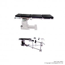 O.T. Table Hydraulic C-Arm Compatible with Ortho Attachment