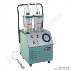 Suction Unit - MS (40 Ltrs./Min)