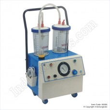 Suction Unit - MS (35 Ltrs./Min)