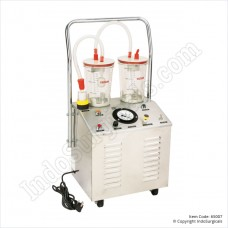 Suction Unit - SS (35 Ltrs./Min)
