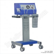 Suction Unit - Trolley Model (35 Ltrs./Min)