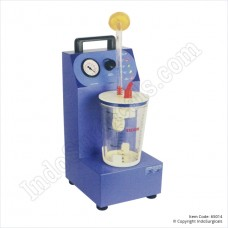 Suction Unit - AC/DC, MS (15 Ltrs./Min)