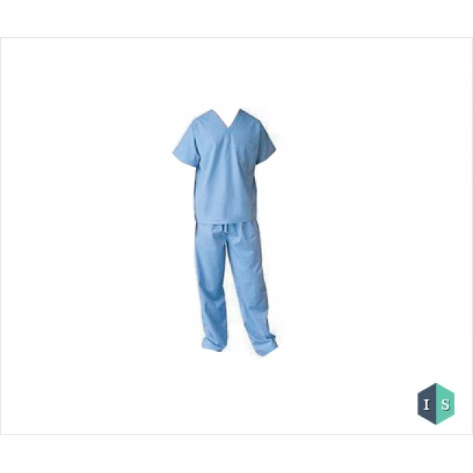 Disposable Scrub Suit (Non Woven Fabric)