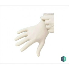 Examination Gloves Latex, Non Sterile (Pack of 100 Pcs.)