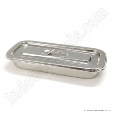 "Instrument Tray 8x3"" - Deluxe Quality"