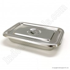 "Instrument Tray 9x6"" - Deluxe Quality"