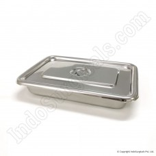 "Instrument Tray 10x8"" - Deluxe Quality"