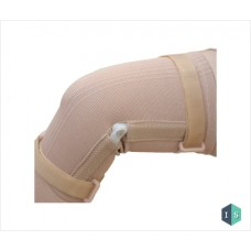 Tubular Knee Support With Hinges