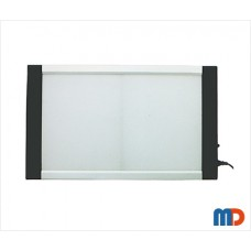 LED X Ray View Box (45mm Thickness) With Dimmer & Sensor - Double Film