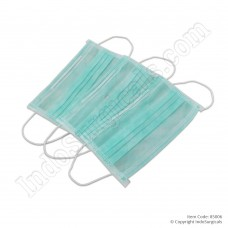 Face Mask, 3 Ply Non Woven (Pack of 10 Pcs.)