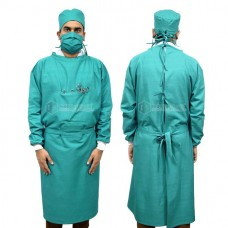 Surgeon Gown (Cotton Reusable)