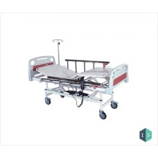 ICU Bed, Electric with ABS Panel and Aluminium Safety Rails