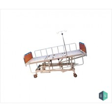 ICU Bed Mechanical with Laminated SS Panel