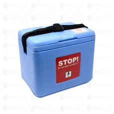 Small Vaccine Carrier Box, Capacity 0.80 Litres