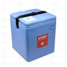 Large Vaccine Carrier Box, Capacity 2.40 Litres