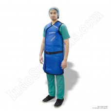 Lead Apron (Wrap Around) (Lead Equivalency 0.50mm)