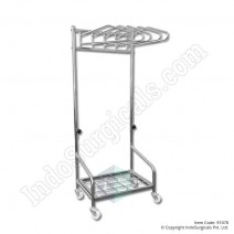 Lead Apron Stand/Trolley