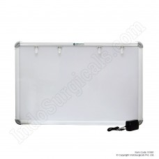 X-Ray View Box, LED, General Quality, Double Film with Dimmer to adjust brightness of Screen