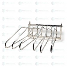 Wall Mounted Lead Apron Rack