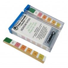 pH Test Strips Full Range 1-14 (200 Strips)