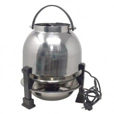Aerosol Disinfector Fumigator, 3 Litres, Stainless Steel