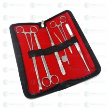 Gynecology Instruments Set