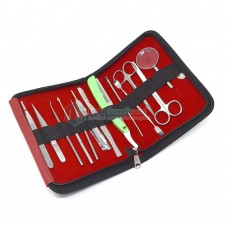 Dissecting Instruments Set of 13 Instruments
