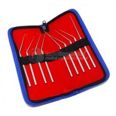 Stapedectomy Instruments (Set of 9)