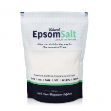 IndoSurgicals Epsom Salt for Pain Relief, Detoxification and Sitz Bath 900 gm