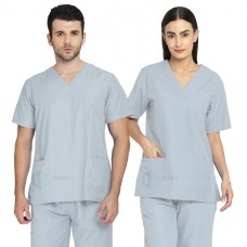 Scrub Suit for Doctors (Grey)