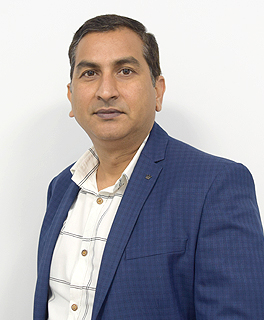 Surender Singh Bisht - Director of IndoSurgicals Private Limited