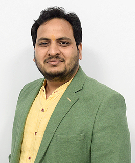 Umesh Kumar Dixit - Director of IndoSurgicals Private Limited